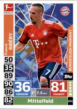 Topps Match Attax 18/19 - 261 - Franck Ribery