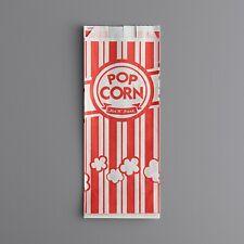1000 Count 3 12 X 2 14 X 8 14 1 Oz Disposable Concession Popcorn Bags