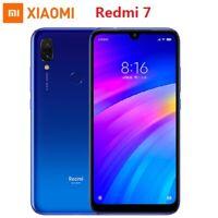 Global Xiaomi Redmi 7 6.26'' 32GB 3GB Dual SIM 4G LTE MIUI 10 Smartphone Azul
