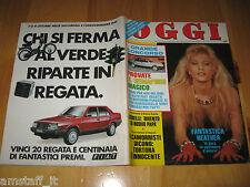 OGGI 1983/41=HEATHER PARISI=PAMELA BELWOOD=ZICO UDINESE=RAFFAELE CUTOLO=DORELLI=