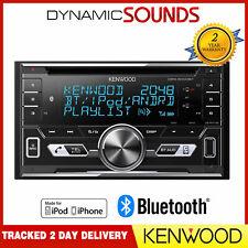 Kenwood Dpx-5100bt 2-din Mp3-tuner con radio de coche Bluetooth