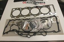 Full Gasket Set T=1.75 Genuine ISUZU For NPR 4HE1 4.8L 1998-2004 5-87817-322-0