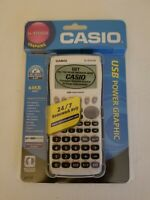 CASIO FX-9750GII GRAPHING CALCULATOR OPEN PACKAGED