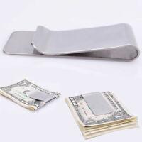 Geldspange Geld Klammer Geld Clip Money Clip mit Kreditkarte in einem Clip C5I3