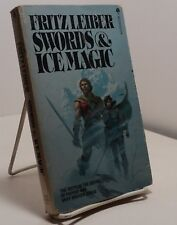 Swords and Ice Magic by Fritz Leiber - Ace - Fafhrd and the Gray Mouser book 6