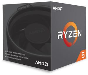 AMD Ryzen 5 2600 3.4GHz Hexa Core AM4 CPU