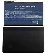 Laptop Battery for Acer TravelMate 5310 5320 5520 5710 5720 7520 7720G CONIS71