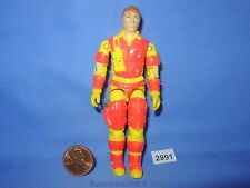 1984 BLOWTORCH Flamethrower GI Joe 3 3/4 inch Figure
