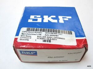 1 SKF Crowned Roller Bearing Assy AAV-6050/MT