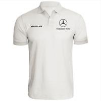 Mercedes Benz Polo shirt * AMG * automotive * racing * DTM * QUALITY * F1