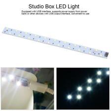 Mini 6400K USB Powered LED Light for Studio Box Photography Light Tent (20cm)