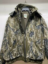 Drake Guardian Flex Jacket And Liner System Tree Stand Camo XL Hunting