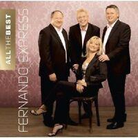 """FERNANDO EXPRESS """"ALL THE BEST"""" 2 CD NEU"""