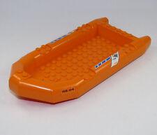 LEGO City Bateau pneumatique orange bateau Rubber Garde-côtes ensemble de 7726