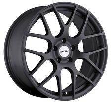 21x9 TSW Nurburgring 5x108 Rims +40 Matte Gunmetal Wheels (Set of 4)
