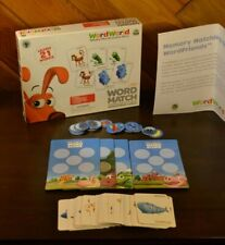 Word World Word Match Learning Educational Game Pbs Kids 3+ Pre Reader Htf Rare