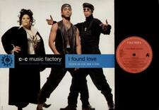 "C&C MUSIC FACTORY FEAT MARTHA WASH I Found Love  12"" Ps, 3 Tracks, C&C Club Mix"