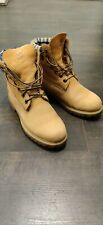 Unique Timberland 6 inch wheat Woolrich UK 8W / 41.5
