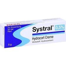 SYSTRAL Hydrocort 0,5% Creme 5g PZN 7238495
