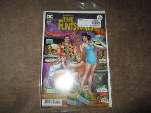 DC Comics The Flintstones #2 Cover A,