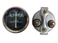 New Replica Lucas Ammeter 8 AMP Meter BSA, Triumph Norton AJS Matchless Ariel