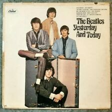 The Beatles Yesterday and Today Original Vinyl LP Record