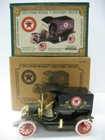 Gearbox Collectible Limited Edition Texaco 1913 Ford Model T Delivery Truck +Tin