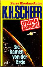 """K. H. Scheer - """" Sie kamen von der ERDE """" (1980) - tb"""