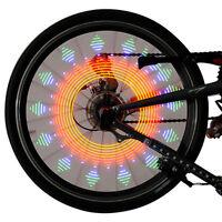 1PC LED Ventilkappen Bunt Speichenlicht für Fahrrad Auto Bike Ventil Licht 2018