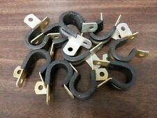 """Lot Of 10 Black Gold Adel Exacto An Ms Side Clamps 5/8 in .625"""" wide"""