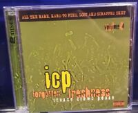 Insane Clown Posse - Forgotten Freshness vol. 4 / Hallowicked CD set tech n9ne