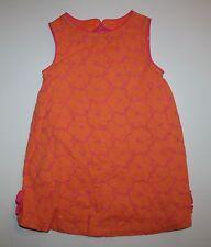 New Gymboree Embroidered Eyelet Dress Set 12-18m NWT Flamingo Flair