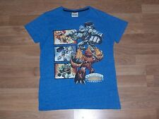 next boys skylanders giants t-shirt blue age 11 years