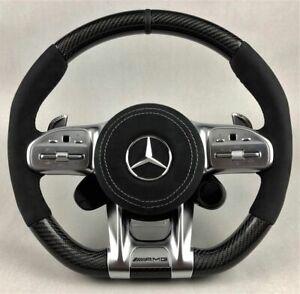 AMG Performance Super Sport Lenkrad carbon Alcantara suede airbag steering wheel