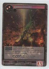 2015 Force of Will - Millennia Ages Foil #Moa-011 Ame-no-Habakiri Card 0c4