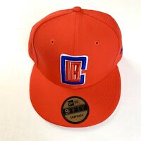 New Era 9FIFTY Los Angeles Clippers NBA Adjustable Snapback Hat Cap LAC 950