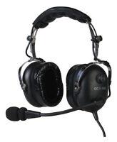 GCA Headset General Aviation GA Dual Plug GCA-6G