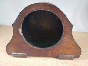Antique Clock Case 31x22x12cm Aperture  150mm Repair Refinishing Crafts Upcycle