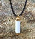 Aromatherapy Necklace Wooden Pendant Diffuser Essential Oil for doTERRA & Others