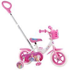 "Bike 10 "" Princess Disney girl kid bicycle 10 inch New Parent Handle"