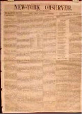 Newspaper Texas Mier Prisoners Brenham Killed!!! Texians Santa Fe  1843