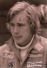 JAMES HUNT - Photograph  Grand Prix - F1