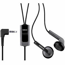 EARPHONES HEADSET HEADPHONES FOR NOKIA 6300,6555,6110