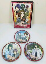Hiiro no Kakera: Season 2 (DVD, 2013, 3-Disc Set)