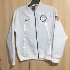 Nike PARALYMPIC Olympic TEAM USA 2020 Tech Pack Windrunner Jacket Men's Medium