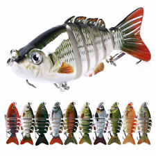 Multi Jointed Fishing Lures Sinking Wobblers Swimbait Hard Bait 1Pc Crankbait