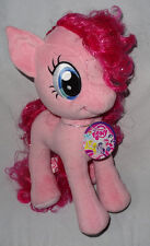 "My Little Pony Pinkie Pie Plush Doll 13"" Inch Figure Aurora World Stuffed Animal"