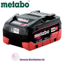 METABO 8.0Ah LiHD 18v BATTERY - 625369000