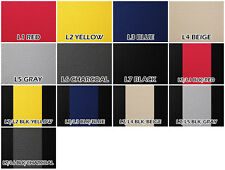 SCION FR-S BRZ 86 2013-2016 IGGEE S.LEATHER CUSTOM SEAT COVER 13COLORS AVAILABLE