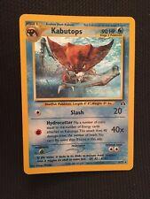 Kabutops 6/75 Near Mint Holo Rare Vintage Pokémon Card Neo Discovery